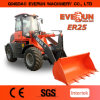 Rops & Fops Cabin를 가진 Everun New Style 2.5 Ton Wheel Loader