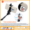Nuevo Products Foldable Holder para Smartphone Selfie Stick Bluetooth Selfie Stick Monopod, Selfie Stick Rk85e