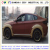 Стикер цвета высокой лоснистой пленки PVC автомобиля изменяя с высоким качеством для украшения