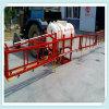 El alimentador montó los rociadores del auge hechos por los tanques del plástico de polietileno