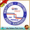 De Onderlegger voor glazen van de Mat van de Kop van het Silicone van pvc met SGS Certificatie (Th-BD017)