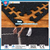Mattonelle di pavimentazione di gomma delle mattonelle del quadrato del lastricatore di gomma variopinto di gomma di gomma dell'interno delle mattonelle