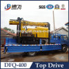 Water WellのためのDfq-400 Highquality Pneuatic Rock Drill Rig