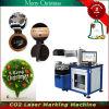 Máquina de la marca del laser del CO2 de Holylaser