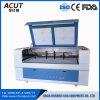 Da garantia do CNC do laser da gravura máquina 1610 de estaca de comércio de vinda nova