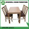 固体カシの食堂の家具の木の家具