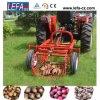 Жатка картошки трактора фермы 2016 управляемая Pto