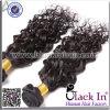 インドの毛のベンダーからのStyles Natural Curly Weave女性インポート