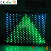 2015 Hot Sell RGB 3in1 Party Decoration Backdrop Video Curtain