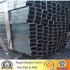 Galvanisiert und Black Square Rectangular Steel Pipe Q235 Q345 Q195