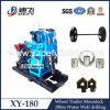 Vertiefung verwendete Bohrloch-kleine Wasser-Vertiefungs-Bohrmaschine für Verkauf