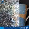 3-6mm Rose Pattern Glass mit CER u. ISO9001