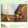 Carretilla de la mano de la escalera resistente de seis ruedas que sube (HT8001)