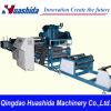 Feuilles en plastique effectuant la chaîne de production de film plastique de machine extrudeuse de PVC