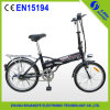 20 faltendes Aluminiumlegierung-elektrisches Fahrrad des Inch-En15194