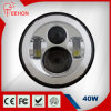 Teehon СИД Headlight для Jeep Wrangler 40W 7 Inch СИД Driving Lights