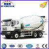 Carro del mezclador concreto de Sinotruck HOWO 8cubic