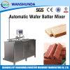 Misturador automático da massa da bolacha