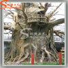 도매 훈장 가구 인공적인 나무위 집 건조한 나무