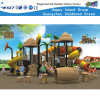 Campo de jogos ao ar livre da corrediça das crianças do equipamento do jogo (HD-00401)