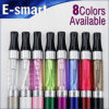 연기 Oil Cigarette E-Smart 8 Colors 350mAh Esmart Kit Factory Supply
