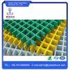 Reja antirresbaladiza reforzada fibra de los plásticos FRP