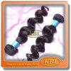 品質のRemyの長い毛のブラジルの毛の深い波のヘアスタイル
