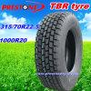 ermüdet Radial-Reifen-Reifen des LKW-10.00r20annaite, LKW Gummireifen, TBR Reifen für schlammige Straße in Malaysia, Philippinen, Markt Brunei-usw. (10.00r20)