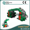 Machine van de Druk van de hoge snelheid Flexographic (CH884-1200F)