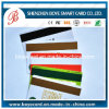 PVC Plastic Magnetic Stripe Card для Member