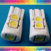 12V White Ceramic 5SMD W5w T10 Car СИД