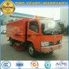 Balayeuse de route de Rhd 5000L pour exporté