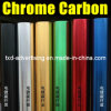 Alto Flexible Chrome 3D Carbon Fiber Vinyl
