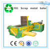 máquina de embalaje del desecho 125ton del metal hidráulico de la prensa (CE)