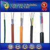 Cable eléctrico del instrumento de goma de alta temperatura