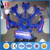 Chinesische Farben-manuelle flacher Bildschirm-Druckenmaschine des niedrigen Preis-6