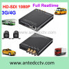 H. 264 WiFi 4 Channel Mobile Port DVR de l'écart-type 4G 3G de HD 1080P