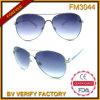 Il nuovo metallo Stati Uniti di disegno FM3044 inbandiera gli occhiali da sole del maschio del reticolo