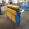 Flange do duto da ATAC que faz a máquina para a máquina de formação flangeando