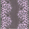 Ткань S0016 шнурка вышивки хлопка
