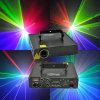 Sistema da mostra do laser da animação da iluminação 1.5W RGB do DJ