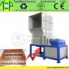 Dazwischenliegender Schrauben-Reißwolf der PET Wannen-Metalltrommel-Lack-Wannen-IBC/Schüttgutcontainer-des Mülleimer-vier