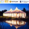 O partido Uv-Resistente do evento personaliza a barraca transparente do casamento da fábrica do famoso