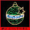 Lumière de fantaisie de motif de l'ornement LED de Noël de LED