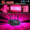 Laser Light X-Sam-441 15kpps Scanning Speed 250MW Pink Animation