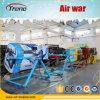 Кокпит летного тренажера поворота 360 градусов с гироскопом 6 осей