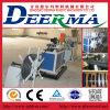 Производственная линия трубы из волнистого листового металла PVC Воздух-Условия одностеночная