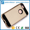 Nueva caja del teléfono celular del satén del cepillo de la producción para iPhone7plus