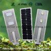 1つの街灯の新しいエネルギー太陽電池パネル20Wすべて