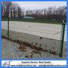 Frontière de sécurité galvanisée plongée chaude de cour d'école de frontière de sécurité de maillon de chaîne